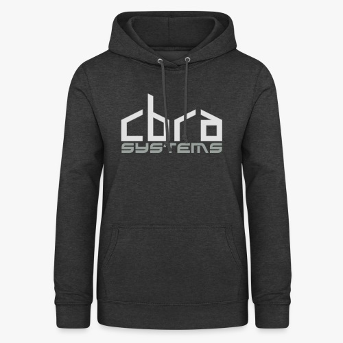 Colourfull Zebra, Cbra Systems - Women's Hoodie