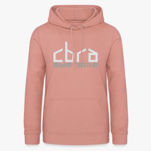 logo cbrasystems - Women's Hoodie