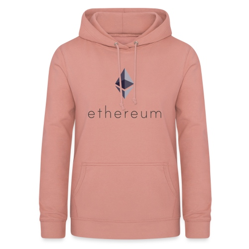 Cryptocurrency - Ethereum (ETH) - Frauen Hoodie