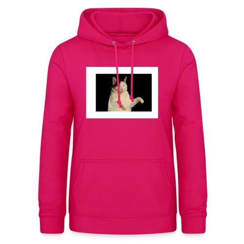 Kitty cat - Vrouwen hoodie