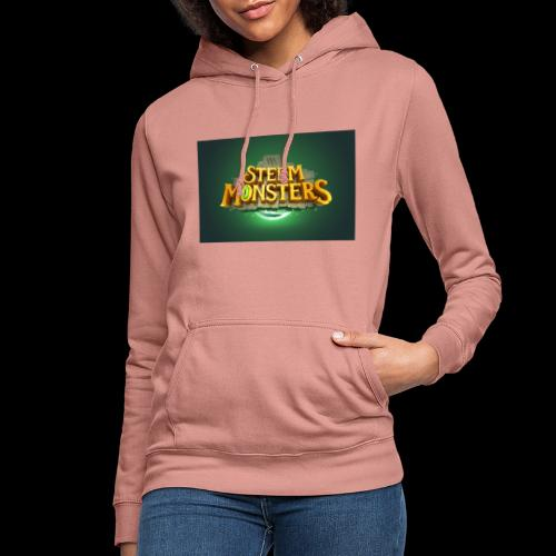 steem monsters - Frauen Hoodie