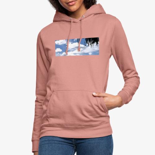 Wolkenlandschaft - Frauen Hoodie