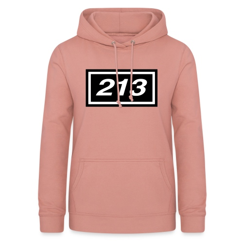 213 Logo - Luvtröja dam
