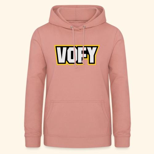 vofy - Frauen Hoodie