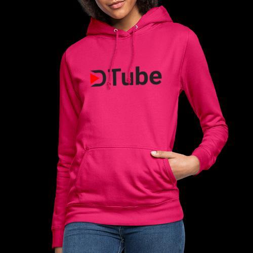 DTube logo - Frauen Hoodie