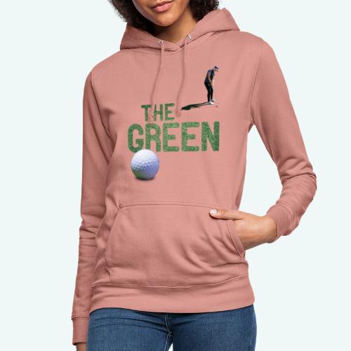 Golf - The Green - Frauen Hoodie