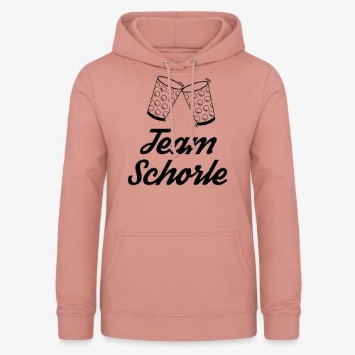 Team Schorle - Frauen Hoodie