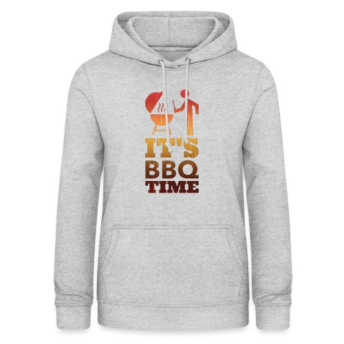It's BBQ Time - Vrouwen hoodie