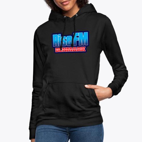 Rise FM Denmark Text Only Logo - Women's Hoodie