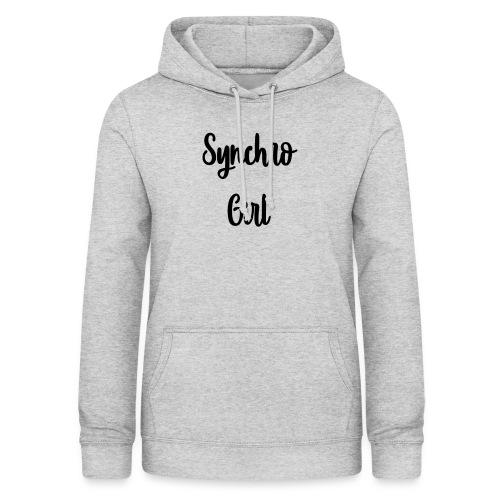 Synchro Girl - Naisten huppari
