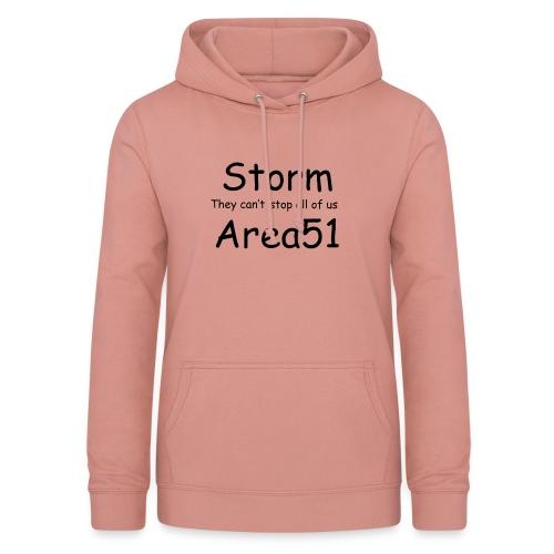 Storm Area 51 - Women's Hoodie