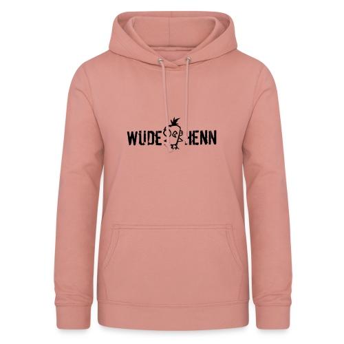 Vorschau: Wüde Henn - Frauen Hoodie