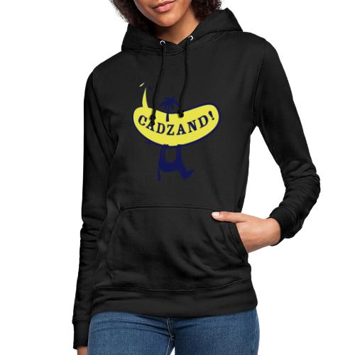 Lui Paard Cadzand uitroep - Vrouwen hoodie