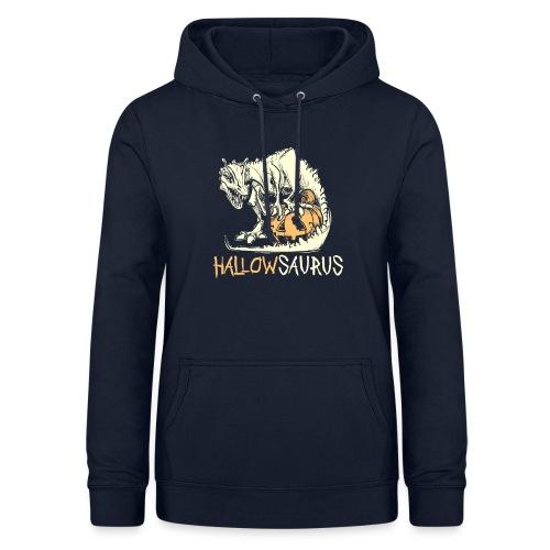 HallowSaurus T-Shirt - Felpa con cappuccio da donna