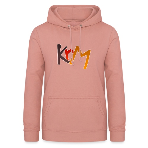 Krm version couleur - Sweat à capuche Femme