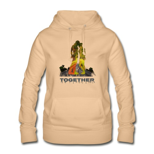Together - Sweat à capuche Femme
