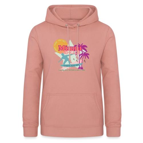 Miami Surf Club - Women's Hoodie