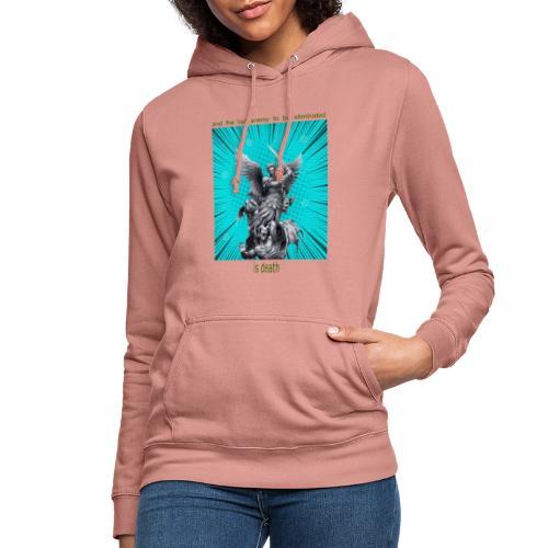 C11 - Sudadera con capucha para mujer