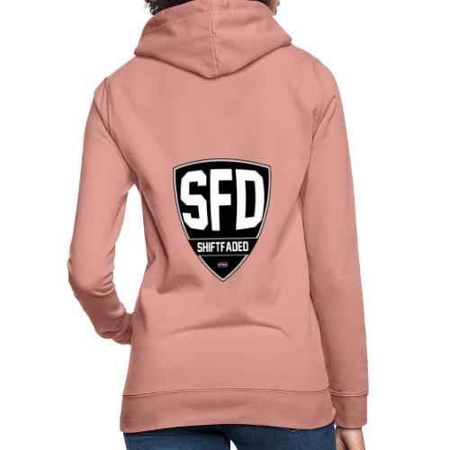 SFTDED W/ Line - Vrouwen hoodie