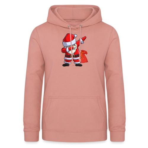 Weihnachtsmann Santa Claus - Frauen Hoodie