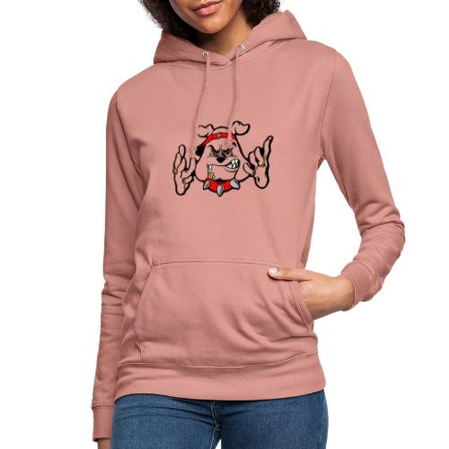 Strong dogs - Sweat à capuche Femme