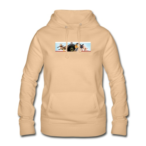 Animaux logo - Vrouwen hoodie