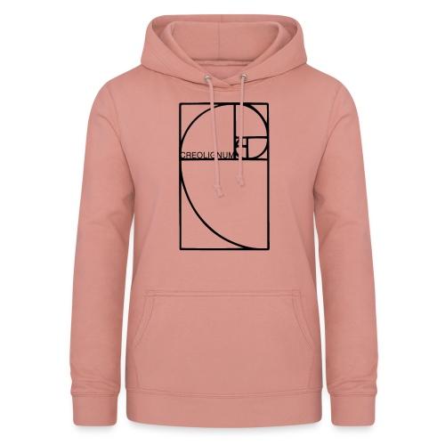 fibonacci - Sweat à capuche Femme