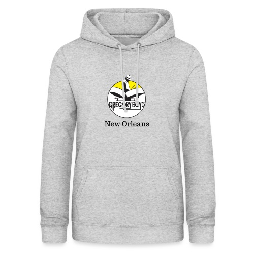 URBAN ISLAND GEAR / NEW ORLEANS STYLE - Dame hoodie