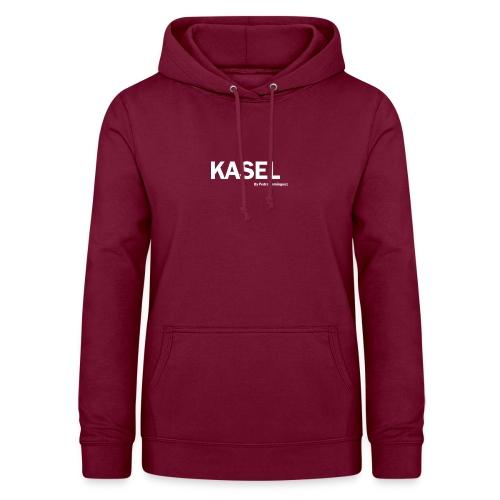 kasel - Sudadera con capucha para mujer
