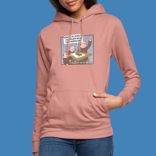 Pubquiz in de Abdij - Vrouwen hoodie