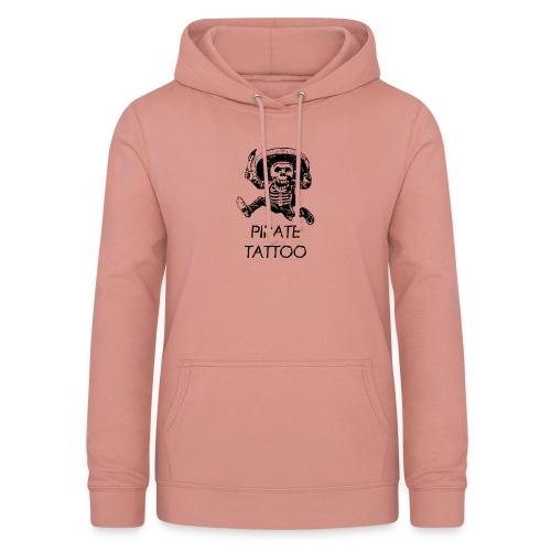 Pirat Tattoo - Frauen Hoodie
