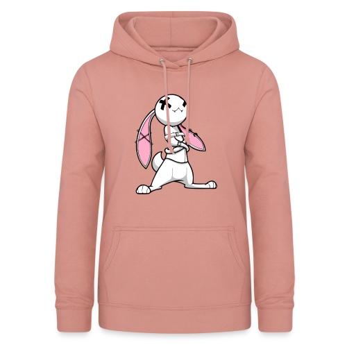 Conejo Pisical - Sudadera con capucha para mujer