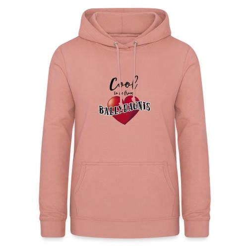 Ballyhaunis tshirt Recovered - Women's Hoodie