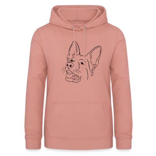 Deutscher Schäferhund - Frauen Hoodie