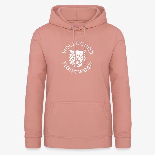 logo round w - Women's Hoodie