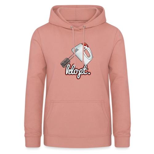 Klopt - Vrouwen hoodie
