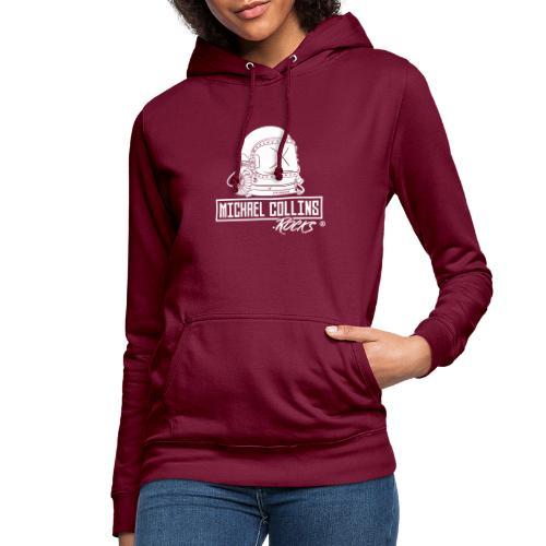 michaelcollins.rocks Logo Astronaut - Frauen Hoodie