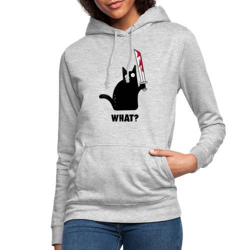 Buhurt Cat - Women's Hoodie