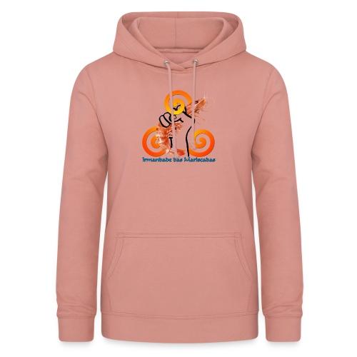 Irmandade das Mariscadas - Sudadera con capucha para mujer