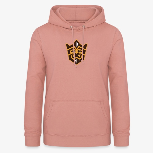 3D Lion Colour - Women's Hoodie