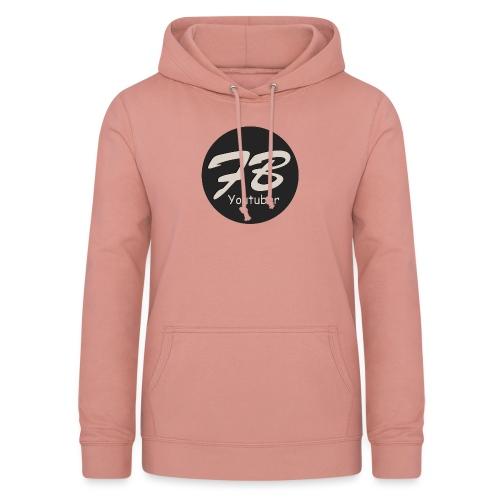 TSHIRT-YOUTUBER - Vrouwen hoodie