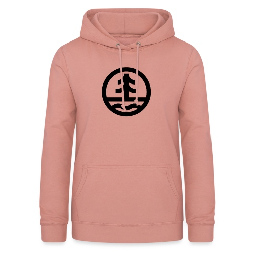 OVAOUT Circle - Frauen Hoodie