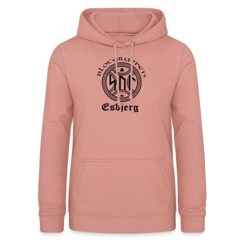 Asatro Blòtgruppen Sol Esbjerg - Dame hoodie