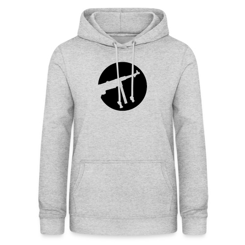 Mp40 german gun maschinenpistole 40 ww2 - Women's Hoodie
