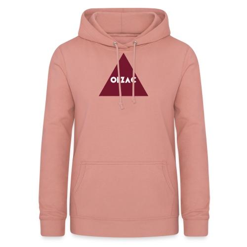 OLZAC triangular colection - Sweat à capuche Femme