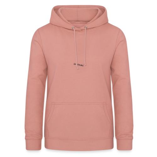 Fuck feelings - Dame hoodie