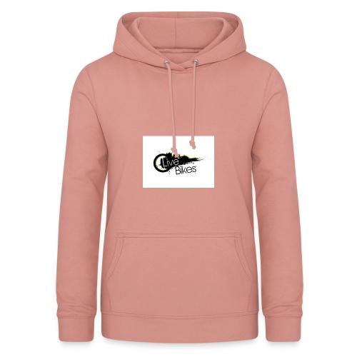 fahr oder stirb logo - Frauen Hoodie
