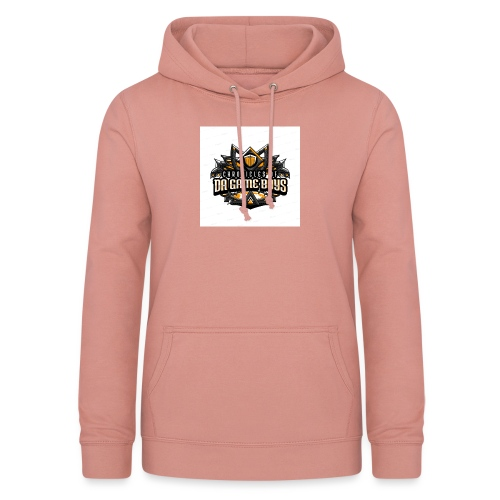 da game boys - Vrouwen hoodie