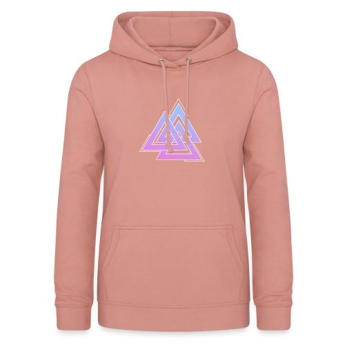 Triangles - Women's Hoodie