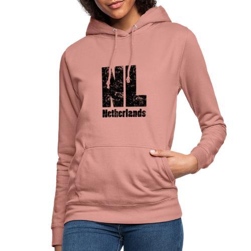 NL Netherlands - Vrouwen hoodie